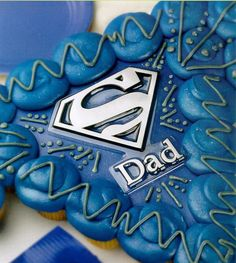 Cool Themed Cakes & Cupcake Decorating Ideas For Dad On Fathers Day