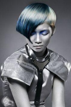 Velette Huang - T.T. (Taiwan Technician)  #taiwantechnician #hairdesign #креатив #velettehuang #colorhair #стрижки #окрашивание #прически