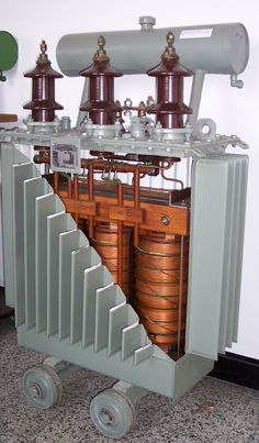 Electrical Power Transformer - Electrical Transformers Distributor / Channel Partner from Faridabad Electrical Panel Wiring, Electrical Circuit Diagram, Electrical Projects, Electrical Installation, Electrical Engineering, Electrical Lineman, Electronics Basics, Electronics Projects, Electric Power Distribution
