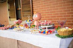 Festa da Galinha Pintadinha Inspiração, idéias, Bolo, cupcake, brigadeiros, doces, docinhos www.stephaniadeflorio.com.br