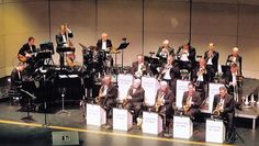 Coastal Cities Jazz Band @ Carlsbad Community Church (Carlsbad, CA)