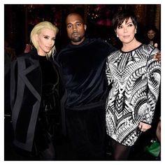 Kim Goes Platinum in Paris