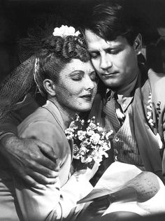Jean Arthur and Joel McCrea in The More the Merrier (1943).