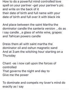 Hoodoo Spells, Magick Spells, Wiccan, Witchcraft, Saint Martha, Honey Love, Alphabet Symbols, Voodoo Hoodoo, Powerful Love Spells