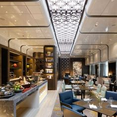 World Best Interior Design featuring @ Hirsch Bedner Associates For more inspiration see also: http://www.brabbu.com/en/