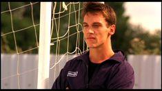 Jonathan Rhys Meyers in Bend It Like Beckham - Picture 4 of 55 Shaznay Lewis, Film Distribution, Bend It Like Beckham, Jonathan Rhys Meyers, I Cant Help It, British American, City Of Bones, Irish Men, My Crush