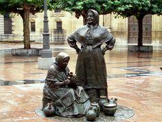 Las vendedoras del Fontán, Oviedo