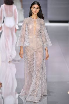 Ralph and Russo Spring/Summer 2018 Ready To Wear