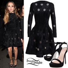 Jade Thirlwall arriving at  Annabels in London. September 24th, 2015 - photo: AKM-GSI