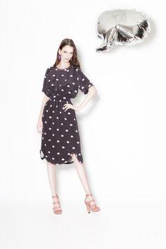 Cynthia Rowley Resort 2013 Fashion Show - Suzie Bird