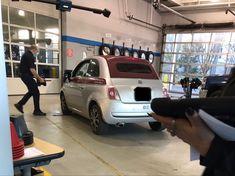 2012 Fiat 500, Fiat 500 Pop, Oil Change