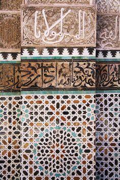 : Fez, Morocco Fata Hamadan