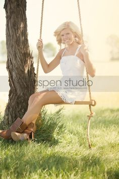 swing senior pictures