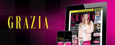 Take a look at one of our latest launches...Grazia Middle East! This app has been built using our Dynamic App software