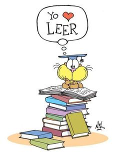 Yo ♥ leer [I love to read. Spanish Teacher, Teaching Spanish, I Love Books, Books To Read, Reading Quotes, I Love Reading, Kindergarten Classroom, More Than Words, Read Aloud