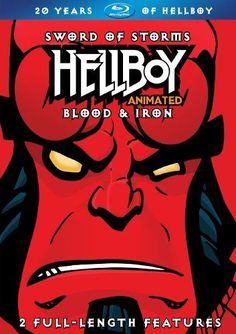 Hellboy Animated: Sword of Storms/Hellboy Animated: Blood & Iron