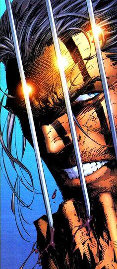 Wolverine by Marc Silvestri!