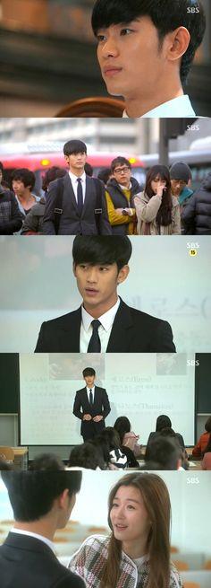 俳優キム・スヒョンがより成熟した姿で帰ってきた。18日に韓国で初回放送されたSBS新水木ドラマ「星から来たあなた」(脚本:パク・ジウン、演出:チャン・テユ)でキム・スヒョンは宇宙から来た男ト・ミンジ… - 韓流・韓国芸能ニュースはKstyle