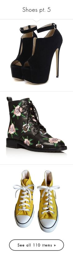 """Shoes pt. 5"" by vvaterparx ❤ liked on Polyvore featuring shoes, pumps, heels, black, high heel shoes, high heel platform pumps, black suede pumps, peep toe platform pumps, mid-heel pumps and boots"
