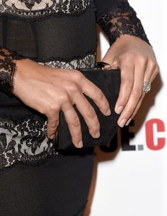Camila Alves Photos Photos - Model Camila Alves McConaughey (clutch and jewelry detail) attends the 28th American Cinematheque Award honoring Matthew McConaughey at The Beverly Hilton Hotel on October 21, 2014 in Beverly Hills, California. - Arrivals at the American Cinematheque Award — Part 2