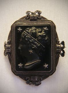 Hungarian Cameo   c.19th Century