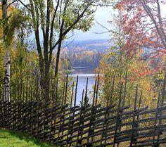 Autumn in Dalarna