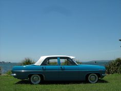 1967 Holden Premier