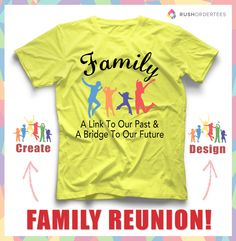 2b6ddb36e 26 Best Family Reunion Shirts images in 2019 | Family reunion shirts ...