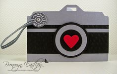 On Film Camera Card (addINKtive designs)