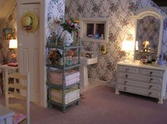 Quilter's House Etagere-miniature