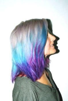 Sam Teasdale || I'd die to have this hair