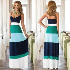 Tenworld Women Summer Cotton Dress