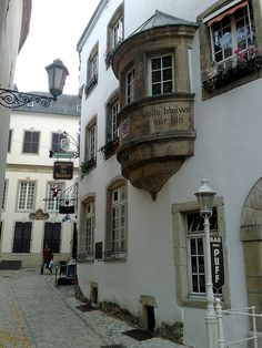 Streets of Luxembourg