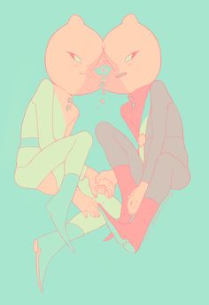 inseparable by ostalgie on deviantART
