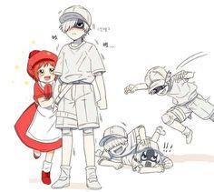 wbc x rbc cells at work & rbc x wbc . rbc x wbc comic . rbc x wbc anime . rbc x wbc family . wbc x rbc lemon . hataraku saibou wbc x rbc . wbc x rbc cells at work . rbc and wbc Otaku Anime, Me Anime, Fanarts Anime, I Love Anime, Manga Anime, Chibi, Desenhos Love, Red Blood Cells, Cute Anime Couples