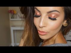 Drugstore Makeup Tutorial | Summer 2015 - YouTube Makeup For Blondes, Drugstore Makeup, Summer 2015, Youtube, Hair Makeup, Lipstick, Make Up, Beauty, Tutorials