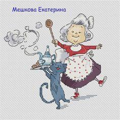 Схемы Екатерины Мешковой | 138 фотографий