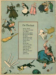Ernst Kutzer / Tandaradei Book Illustration, Illustrations, Poems, Folk, Fairy, Thoughts, Movie Posters, Vintage, Popular