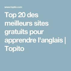 Top 20 des meilleurs sites gratuits pour apprendre l'anglais   Topito