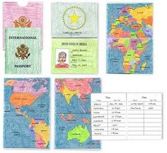 Passport project. must have for around-the-world unit that i will most definitely be using