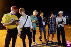 Behind the scene Seokjin, Namjoon, Taehyung, Jimin, Bts Bangtan Boy, Yoongi Bts, Jung Hoseok, Bts Bon Voyage, Bts Official Light Stick
