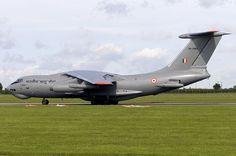 Indian Air Force Ilyushin Il-78MKI Lofting-1 - Ilyushin Il-78 - Wikipedia, the free encyclopedia