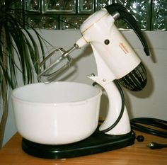 Sunbeam MixMaster-My grandmother had one and now my DIL has it.How is that for a quality product!