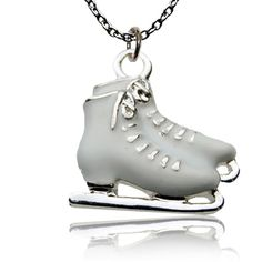 ice skating Jewelry | Copyright infringement is a serious matter. We will vigorously protect ...