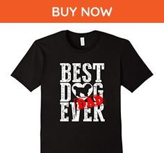 Mens Best Cavachon Dad Ever Best Cavachon Shirt  Large Black - Relatives and family shirts (*Amazon Partner-Link)