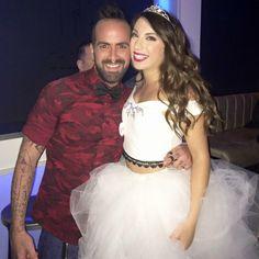 Μελίνα Μακρή Vegas: Ο γάμος και τα σχέδια για την εβδομάδα του μέλιτος Prom Dresses, Formal Dresses, Celebrity Pictures, Vegas, Store, Celebrities, Fashion, Dresses For Formal, Moda