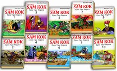 Samantha Bookstore: Roman Klasik Tiongkok SAM KOK Epos Tiga Negara