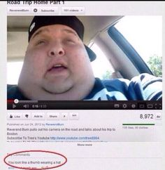 but it made me laugh lol Funny Youtube Comments, Funny Comments, Daily Pictures, Funny Pictures, Random Pictures, The Meta Picture, Lol, Smart People, You Youtube