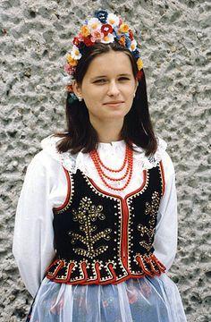 Strój krakowski tyniecki