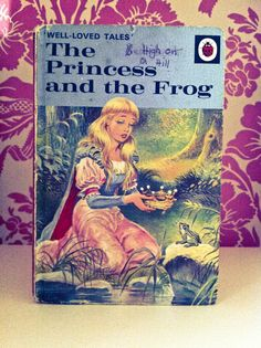 #The Princess and the Frog #Ladybird Books